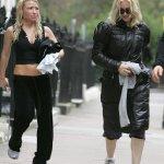 Madonna's Workout Routine