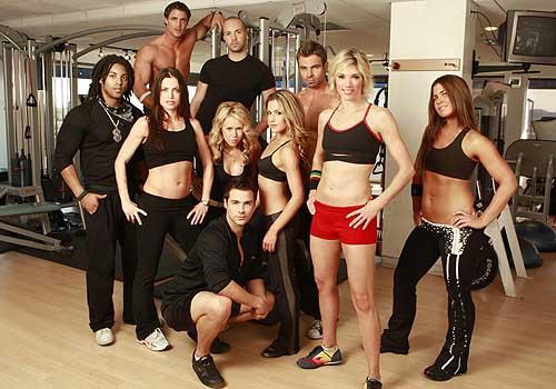 Season 3 Cast of \