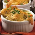 Low Calorie Pot Pie