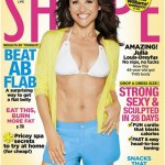 Julia Louis Dreyfus on the Cover of Shape Magazine