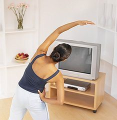 workout-while-watching-tv