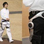 The Bionic Man- Honda Walking Device