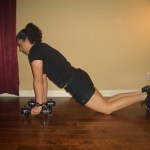 Spike Your Calorie Burning – Prone Row