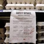 More Then Half A Billion Eggs Recalled