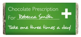 prescription for chocolate