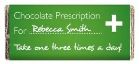 prescription for chocolate