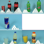 How Much Sugar is in Your Daily Food, Fruits, Beverages and Candy