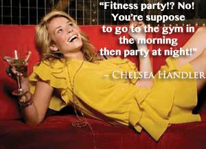 fitness parties
