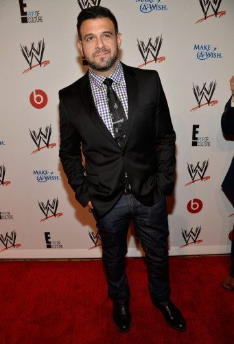 Adam Richman's Weight Loss