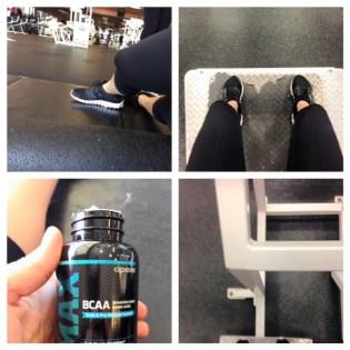 leg routine