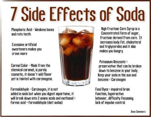 stopping soda addiction