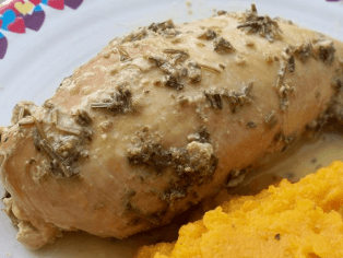 easy crock pot chicken