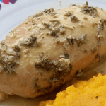 Easy and Cheap Crock Pot Chicken – Paleo and Gluten Free