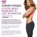 Jillian Michaels Teams Up With Curves