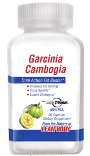 Review for Garcinia Cambogia
