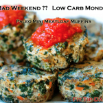 Bad Weekend?  Drop the Bloat –  Low Carb Recipe – Paleo Monday