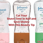 Shave Less – How to Cut Your Shave Time in Half and SAVE Money