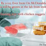 McDonalds Announces It's the First Chain to Produce Lab Grown Chicken