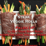 Crazy Weekend – Low Carb Recipe Time – Steak Veggie Rolls