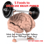 5 Brain Foods to Boost Your Production – Power Through Your Day