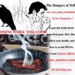 The Dangers of Teflon and How to Avoid Teflon Flu