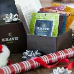 12 Days of Fitness Giveaway – Day 2 – Krave Jerky Holiday Box