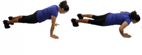 pushup variations
