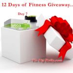 12 Days of Fitness Giveaway – Day 7 – Vega Vegan Protein Shake and Shaker Cup