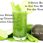 Detox Cleanses For the New Year – Detox Drinks, Eating Cleanses, and Elimination Cleanses