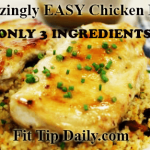 Healthy Baked Honey Chicken Dijon – Only 3 Ingredients