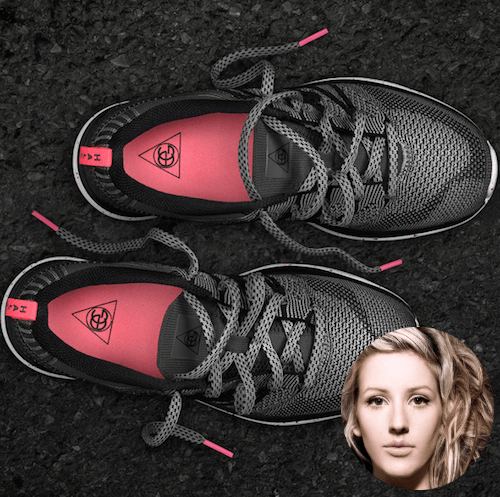 ellie goulding nike shoes