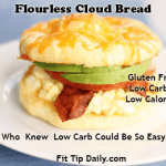 Cloud Bread – Lean it Up With This Gluten Free Goodness