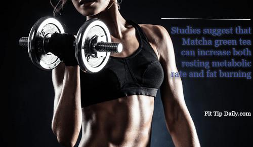 matcha tea and weight loss