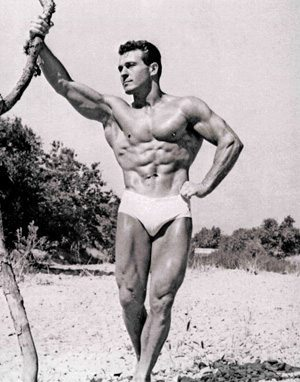 jack lalanne in his 40s