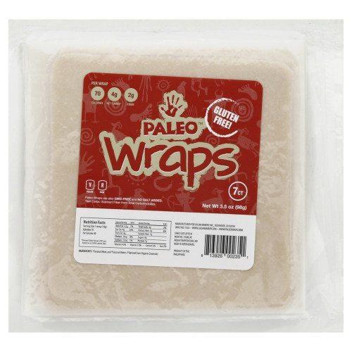 low carb wraps