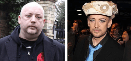 how did boy George lose weight