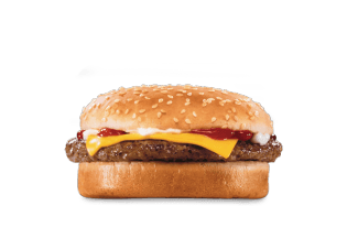 cheeseburger jack in the box