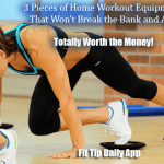 Cheap Home Workout Equipment Worth Buying