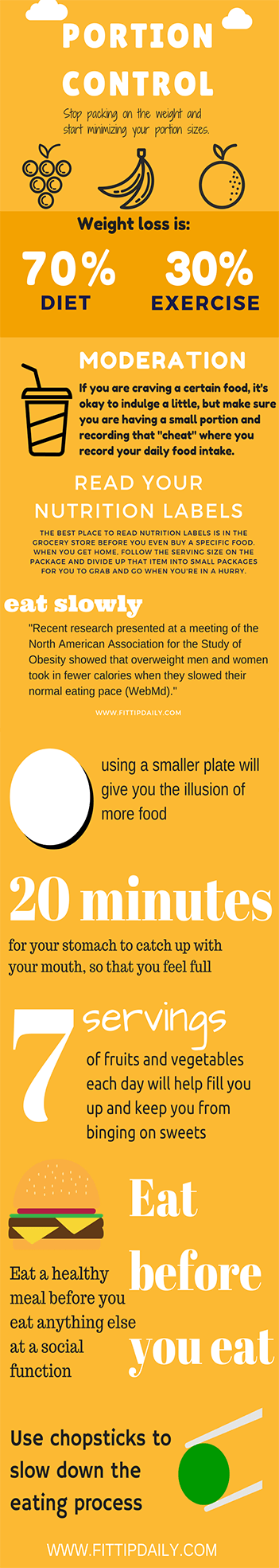 tips for portion control
