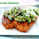 Low Carb Recipe Monday – Avocado Salmon