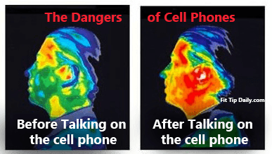 radiation and cell phones