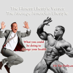 The Fitness Lifestyle Verses the Average American