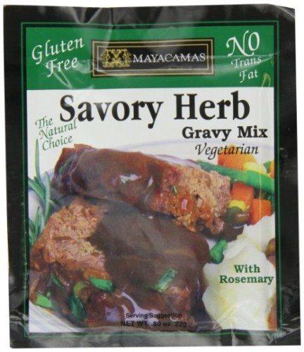 gluten free gravy mix