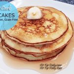 No Carb Pancakes – Gluten Free, Grain Free