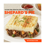 Low Carb Recipe – Shepard's Pie