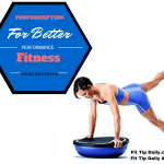 Proprioception for Better Fitness, Balance and Health