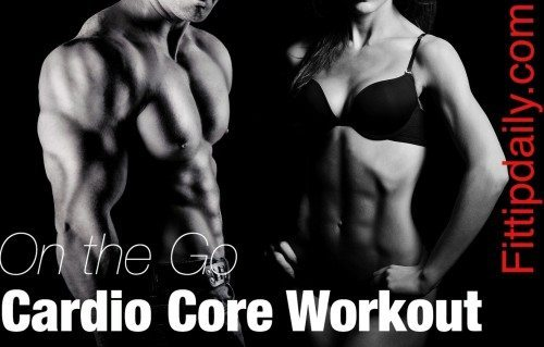 on the go workout