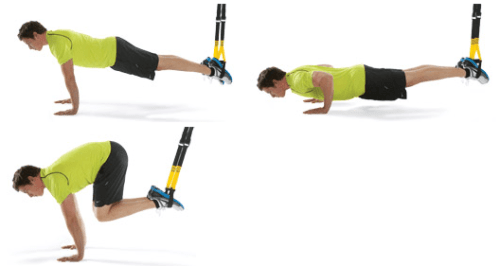 trx exercises