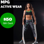 12 Days of Fitness Giveaway – Day 8 – MPG Sport Gift Cards