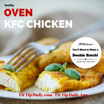 Low Carb Monday – Healthy KFC Chicken
